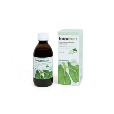 BRONQUITORAN C 250 ml Herbora