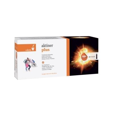 AKTINER PLUS 20 viales Novadiet