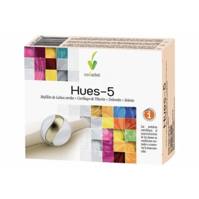 HUES-5 60 caps Novadiet