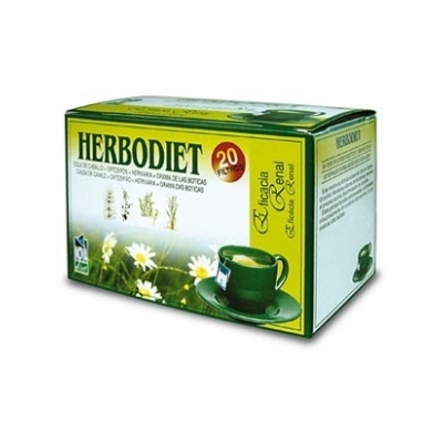 HERBODIET EFICACIA RENAL 20 filtros  Novadiet