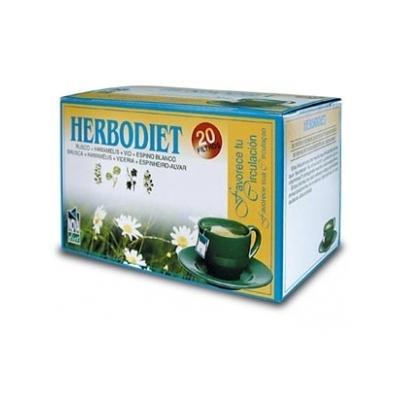 HERBODIET FAVORECE CIRCULACIÓN 20 filtros Novadiet