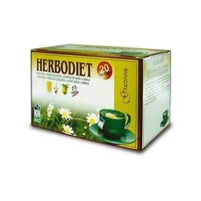 HERBODIET GLUCONOVA 20 filtros Novadiet