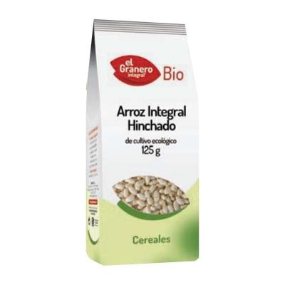 ARROZ INTEGRAL HINCHADO 125gr Granero