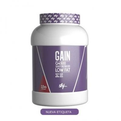 Carbohidrato Gainer 4500 2.5kg SFY