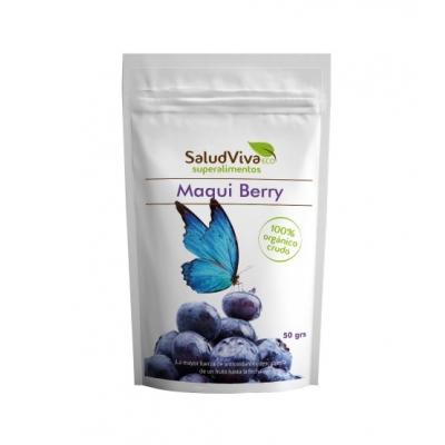MAQUI BERRY 50 gr Salud Viva
