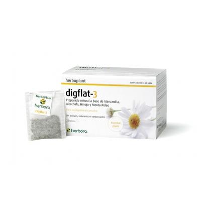 DIGFLAT 20 infusiones Herbora