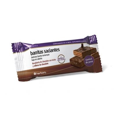 BARRITA HERBOPUNTIA CHOCOLATE