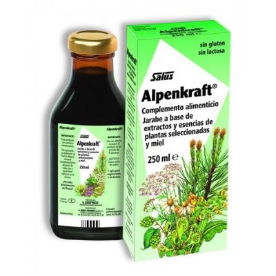 ALPENKRAFT JARABE 250 ml Salus