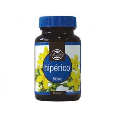 HIPERICO 45 capsulas Naturmil