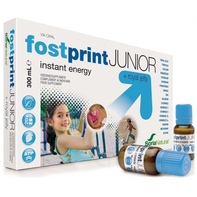 FOSTPRINT JUNIOR 20 viales Soria Natural