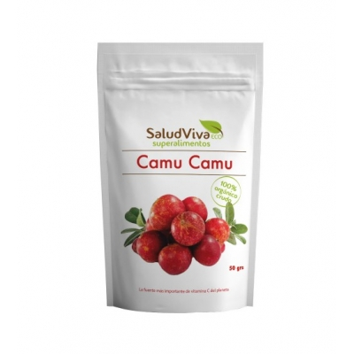 CAMU-CAMU 50 GR SALUD VIVA
