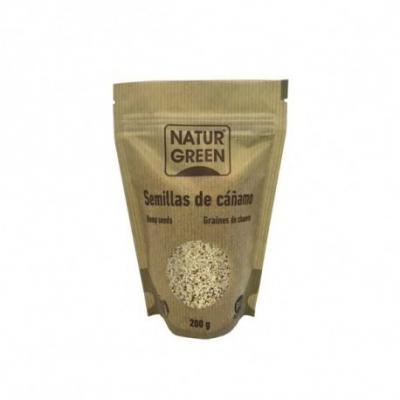 SEMILLAS CAÑAMO 200 gr Naturgreen